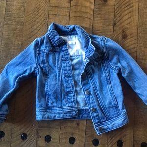 EUC Crewcuts Jean jacket